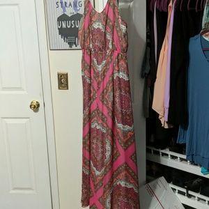 Lane Bryant Maxi Dress Size 18
